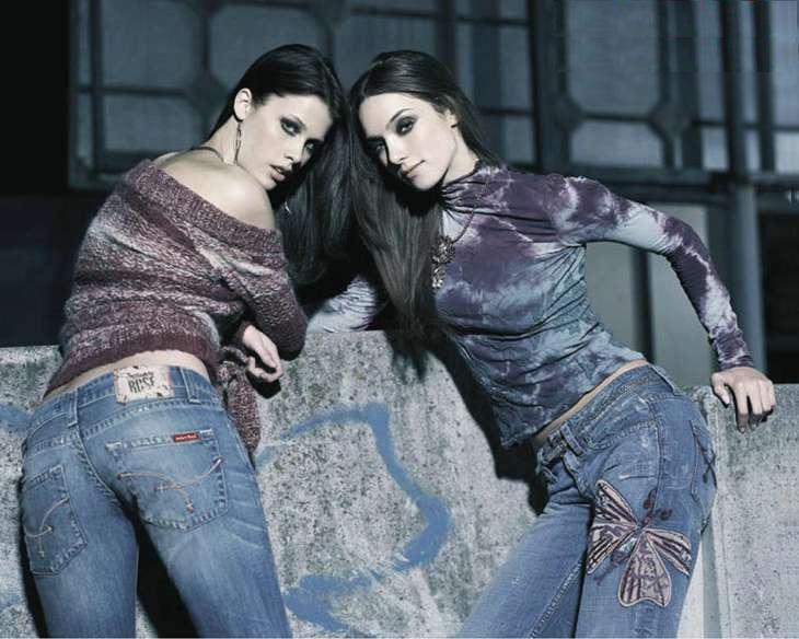 Фотки поп девушек в джинцах 19 фотография