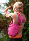 ...разноцветная - модные сумки ручной работы, молодежные сумки из ткани.